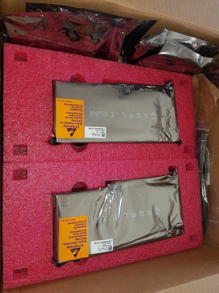 BCU1525 Xilinx SQRL FPGA Mining Cards | in Wesham, Lancashire | Gumtree
