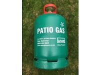 Calor patio gas 13kg empty