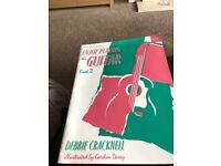 Enjoy playing guitar book 2 Debbie Cracknell