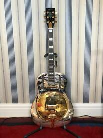 Ozark 3515BTE Resonator Guitar