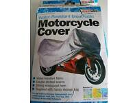 Universal breathable Motorbike cover