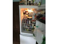 Frost free fridge freezer with water dispenser all works fine bargain £90