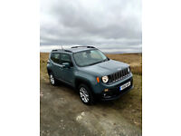JEEP Renegade 2.0 - 4X4, CRUISE CONTROL, SATELLITE NAVIGATION, PRIVACY GLASS, AIR CONDITIONING