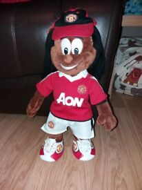 Manchester United teddy