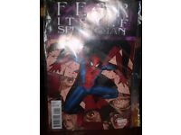 Fear Itself Spider man.Marvel comic