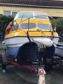 Pilot 460 Cabin Cruiser