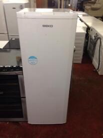 Matching Beko Tall Fridge & Freezer - Good Condition