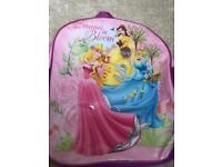 "Disney Princess ""Dreams in bloom"" rucksack"