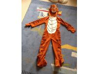 The tiger who came to tea costume 3-5 years