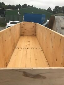 coffin/storage boxes/crates