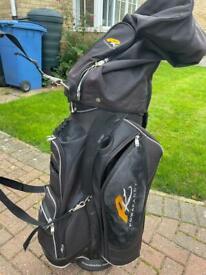 Golf bag (broken zip)