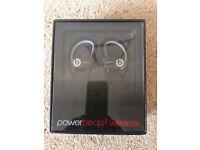 Powerbeats2 Wireless In Ear Headphones Black/Grey