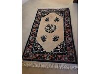Beautiful Chinese type rug
