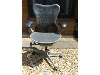 15 x Herman Miller Mirra Back Care, high spec, operator chair