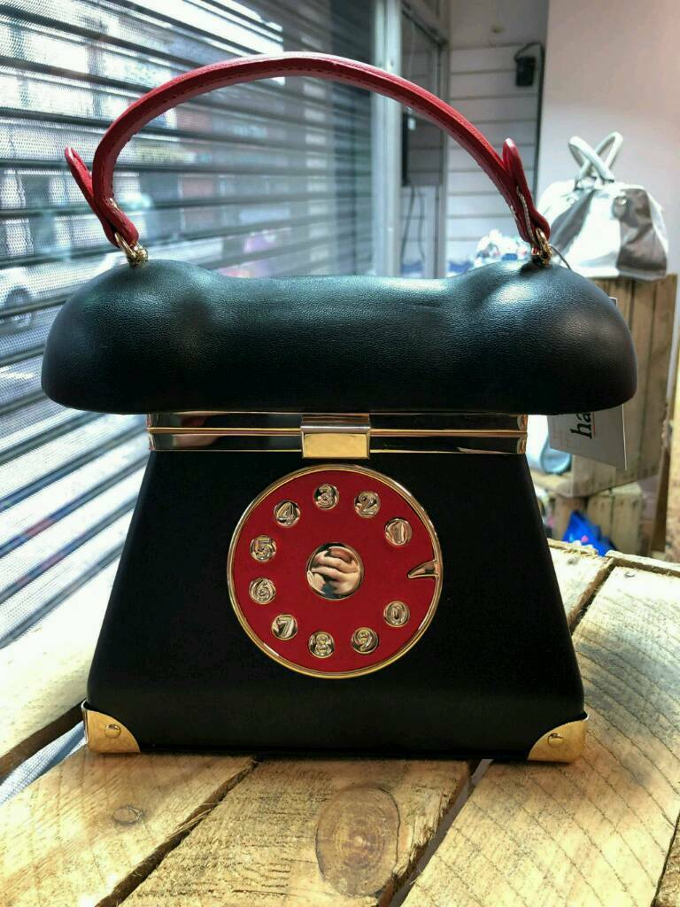 For New Telephone Handbag With Mirror Some Ses On