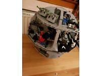 Lego Death star!
