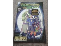 GUARDIANS OF THE GALAXY PLUS THE DEFENDERS-FREE COMIC BOOK DAY