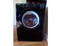 LIKE NEW! BLACK CANDY WASHING MACHINE 8KG 1300 SPIN!