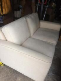 Sofa in cream