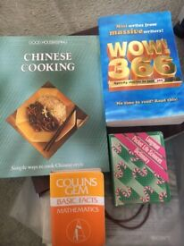 Cookery, story book and all