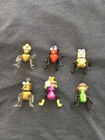 Bin Weevils toys
