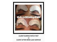 INDIVIDUAL MINK LASHES - NORTH LONDON