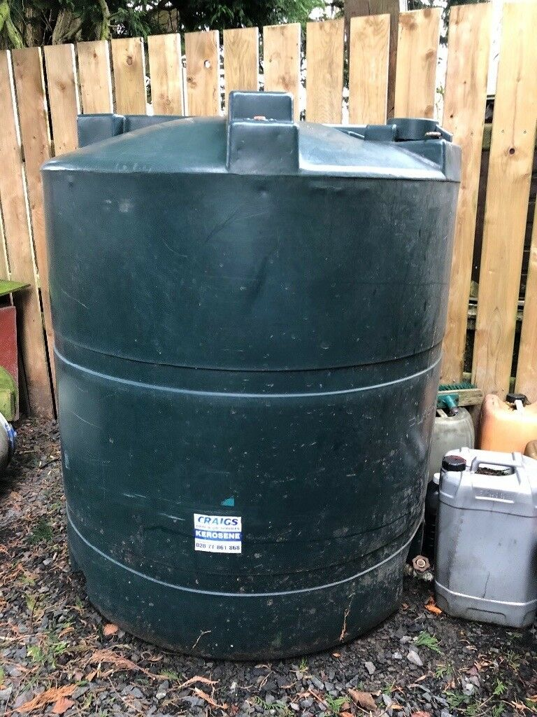 Beehive Oil Tank Used | in Ballymoney, County Antrim | Gumtree