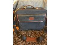 Mulberry briefcase/laptop case