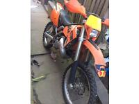 Ktm 300 exc NO TIME WASTERS