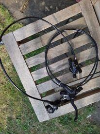 Shimano Hydraulic Brakes