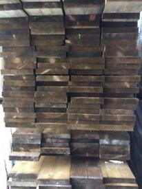 New timber scaffold boards 13 ft long