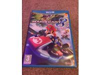 Mario Kart 8 (Nintendo Wii U Game) - Good Condition