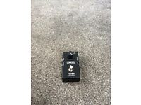 MXR Noise Clamp Guitar Noise Gate Pedal