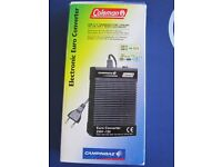 Coleman Converter for Coolers converts mains 230/240 to 12v