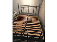 Bed Frame King size GREAT CONDITION