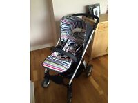 Mamas and Papas Travel System in Denim