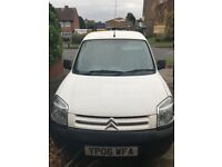Citroen Berlingo 1.9 Diesel 800 HDI LX 92 *2 Keys* Long MOT* Workhorse*