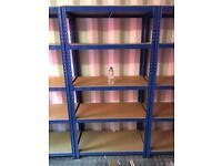 Sold - Shelving storage garage / shed / stockroom