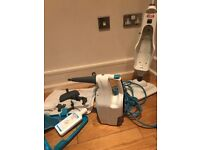 Vax steam mop used just twice