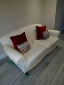 Leather 2 n 3 sofa