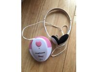 Angelsounds fetal heartbeat monitor/detector