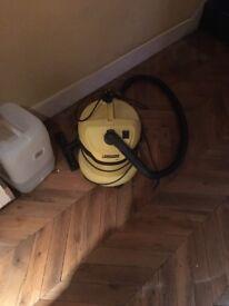Karcher vacuum clear for sale