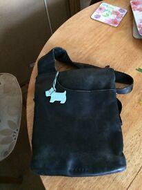 Radley Black leather bag