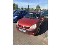 Renault Clio spares or repair