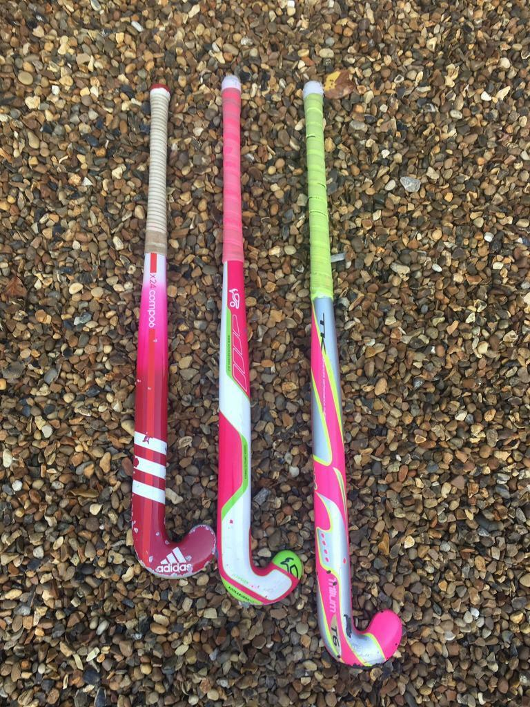 Girls Hockey Sticks......! £5 each stick
