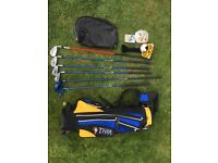 Longridge Kids 9-12 Years Golf Set