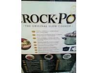 Rock pot slow cooker