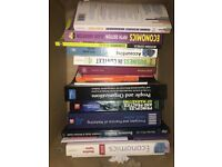 Business and Economic University Textbooks