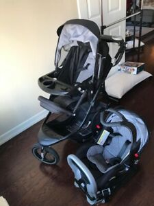 BabyTrend Stroller system, car Seat and Carrier $190