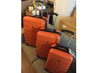 3 piece set suitcases travelling brand new